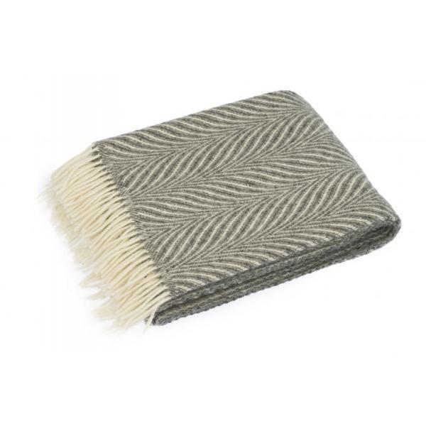 Wind - scandinavian-norwegian wool blanket