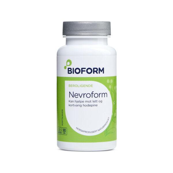 nevroform - kosttilskudd - bioform