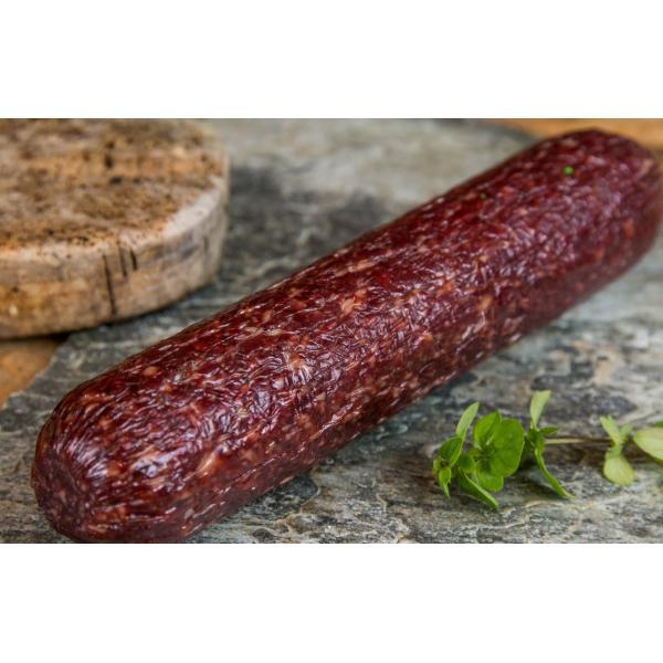 whale sausage