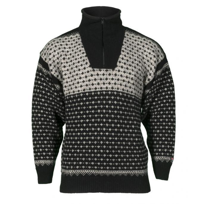 Norwegian wool sweater for women and men